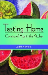 Tasting Home. Coming of Age in the Kitchen.