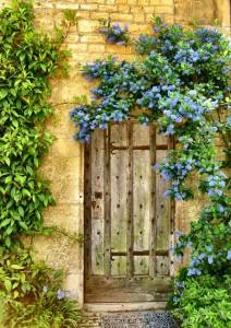 Hidcote Garden Door